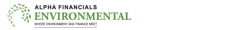 Alpha-Financials Environmental